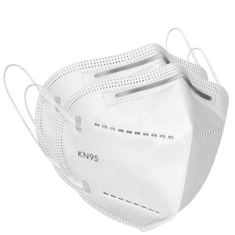 x2 KN95 Face Mask Covering