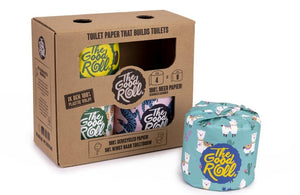 The Good Roll - 4 stuks - Turtlee Green