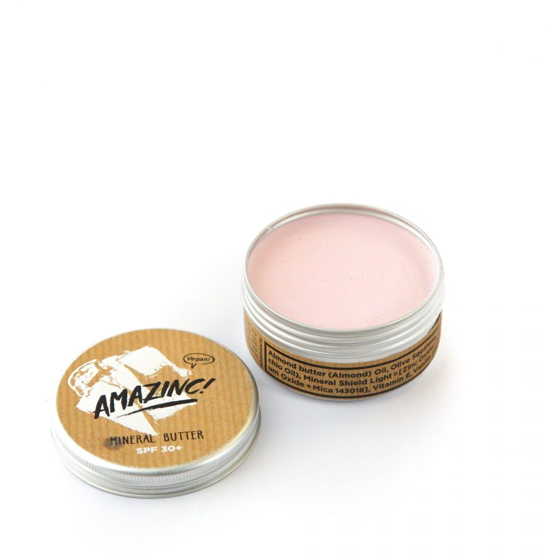 Amazinc: Mineral Butter (70g) - Turtlee Green