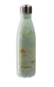 Drinkfles - Marmer Groen (500ml)