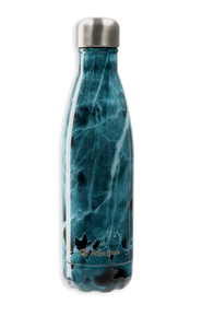 Drinkfles - Marmer Ocean (500ml)