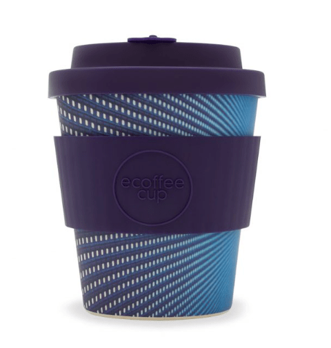 Ecoffee Cups: 8oz - 250ml - Turtlee Green