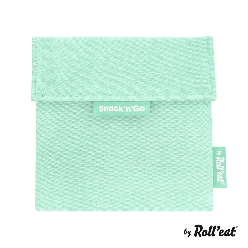 Boc' n'Roll: Snack & Go bag - Turtlee Green