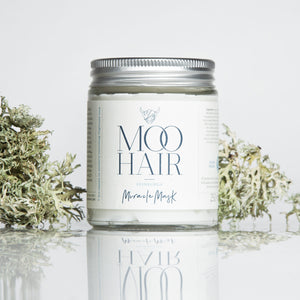 Moo Hair: Miracle Hair Mask (250ml) - Turtlee Green