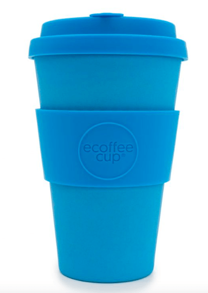 Ecoffee Cups: 14oz - 400ml - Turtlee Green