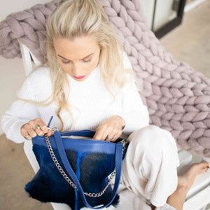 Looking for an ethical and luxurious unique designer handbag?
