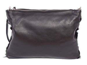 Multiway Springbok Handbag in Black by Sherene Melinda Back