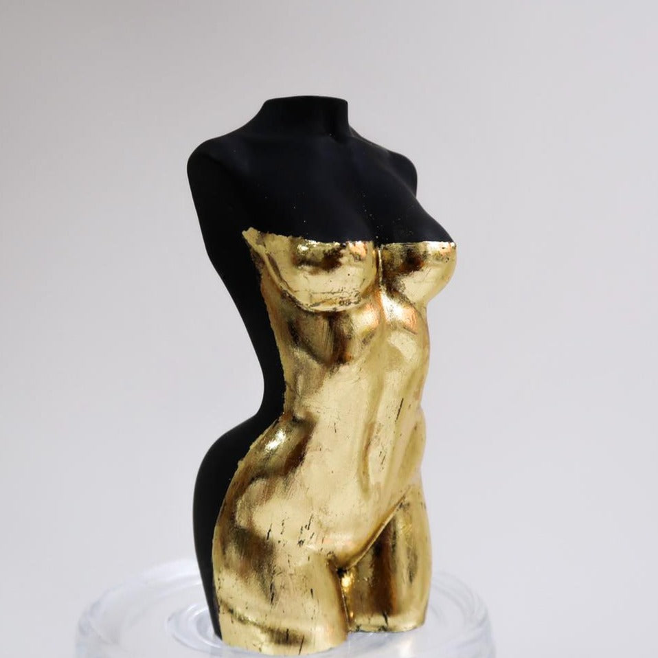 Large Thea Truffle Sculpture