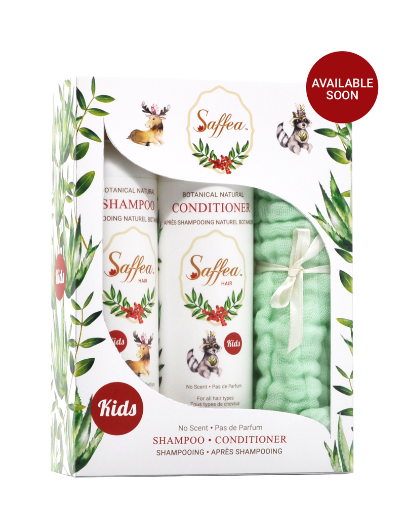 giftsets kids noscent shampoo conditioner