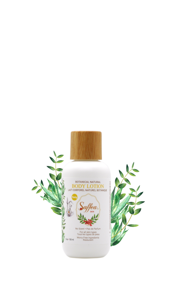 noscent baby bodylotion