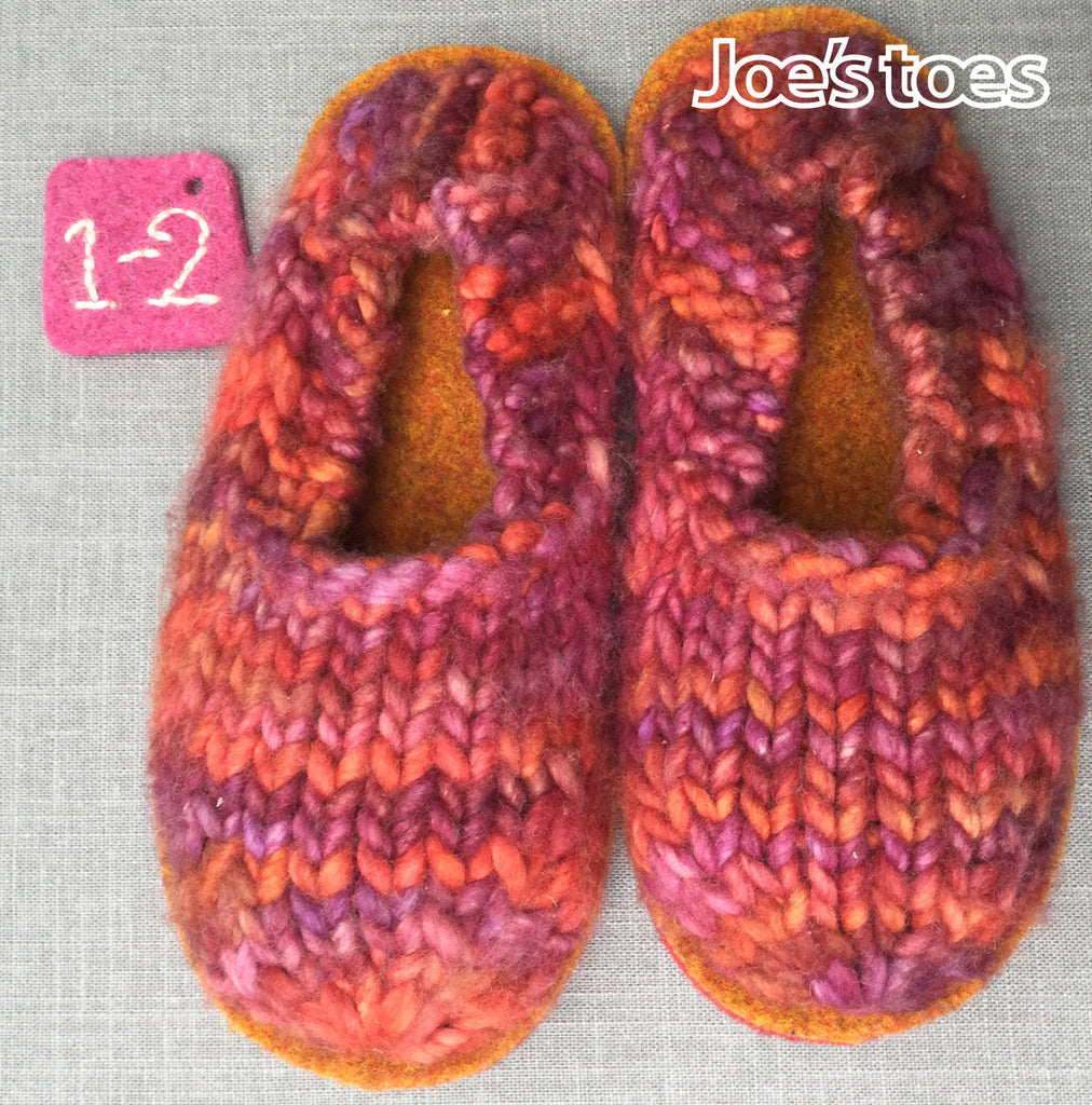 Sample Sale - Sam Slippers size 1-2 one pair!