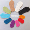 Thick Felt Soles - UK baby and child sizes - Joe's Toes  - 1
