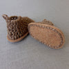 Bruna Baby Boots Crochet Kit - Joe's Toes  - 4