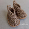 Bruna Baby Boots Crochet Kit - Joe's Toes  - 1