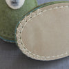 Suede Slipper Soles in Brown or Natural all sizes