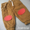 A Pair of Joe's Toes Oval Patches - available in three sizes