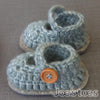 Mary-Jane Crochet Baby Shoe Kit - Joe's Toes  - 7