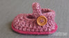 Mary-Jane Crochet Baby Shoe Kit