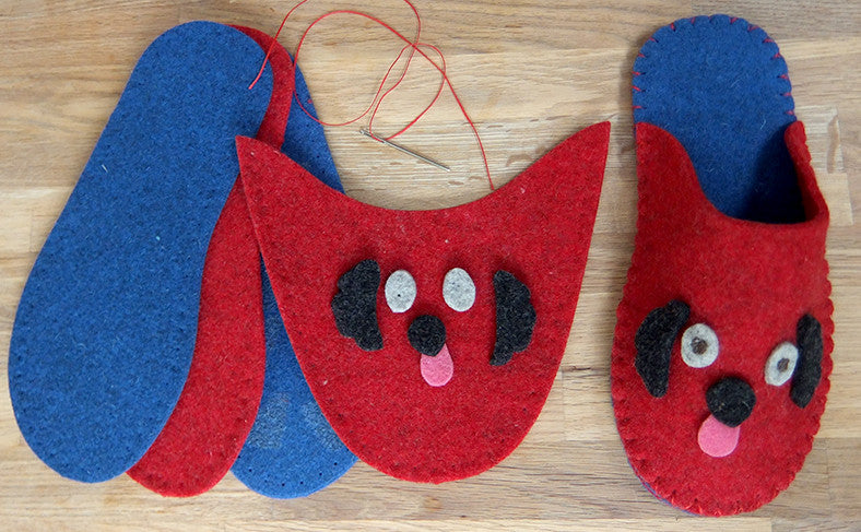 Complete Slipper Kit - Puppy - Joe's Toes  - 1