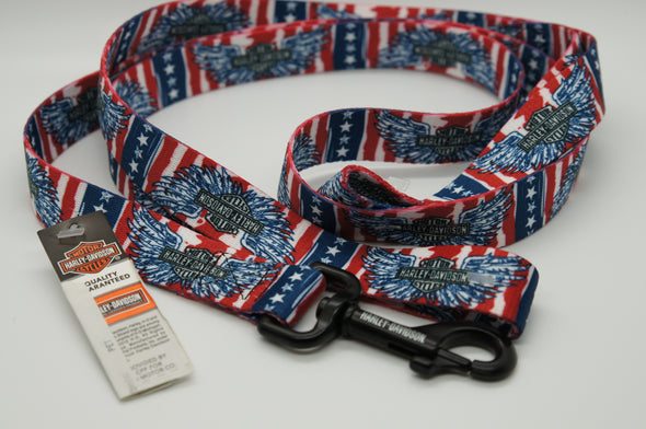 American Eagle Harley-Davidson Dog Leash