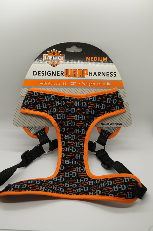 Harley-Davidson Wrap Dog Harness
