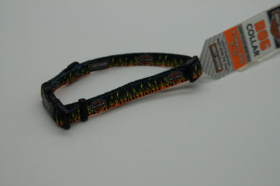 Extra Small Harley-Davidson Dog Collar