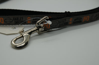Harley-Davidson Ribbon Dog Leash
