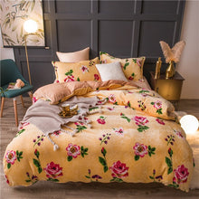 Load image into Gallery viewer, Sunflower Bed set Duvet cover