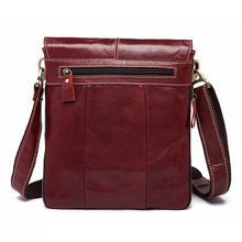 Load image into Gallery viewer, Men'S  Casual Leather Messenger Bag
