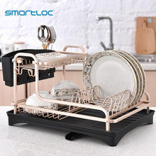 Load image into Gallery viewer, Aluminium Alloy Dish Rack