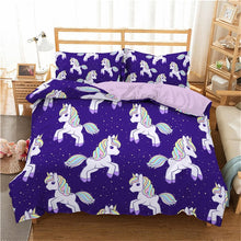 Load image into Gallery viewer, 2/3pc 3D Bedding Set Cartoon