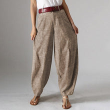 Load image into Gallery viewer, Vintage Casual Baggy Harem Pants