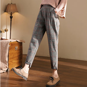 Women's Long Pants Pantalones Mujer Plus Size