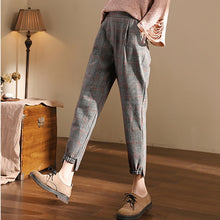 Load image into Gallery viewer, Women's Long Pants Pantalones Mujer Plus Size