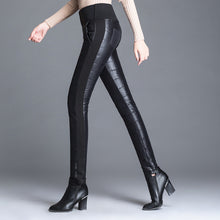 Load image into Gallery viewer, Women's High Waist Slim Pants