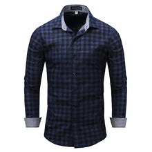 Load image into Gallery viewer, Business Casual Long Sleeve Shirt