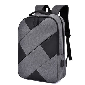 Large Capacity USB Backpacks