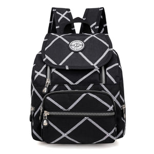 Small Nylon Women's Backpack