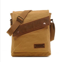 Load image into Gallery viewer, Men Canvas Shoulder Bag