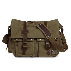Men's Rucksack Travel Satchel
