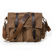 Load image into Gallery viewer, Men's Rucksack Travel Satchel