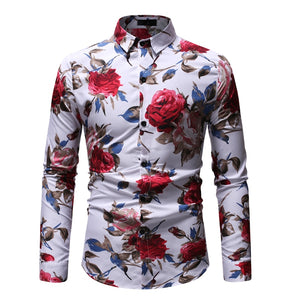 Men's Long Sleeve Casual Dress Shirts