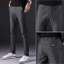 Load image into Gallery viewer, Men's Pants Straight Loose Casual