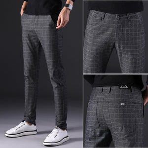Men's Pants Straight Loose Casual