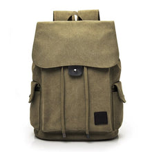 Load image into Gallery viewer, Men's Backpack Schoolbag For Teenagers