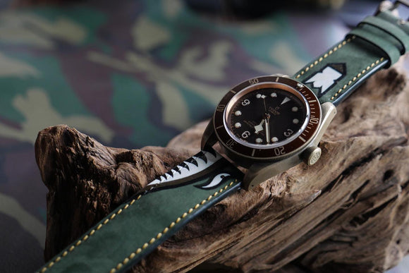 tudor watch strap