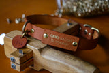 Personalised Leather Pet Collar Workshop / 14th Mar 2021, 1400-1600Hrs