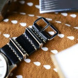 Stitching Leather Craft Workshop NATO Watchstrap