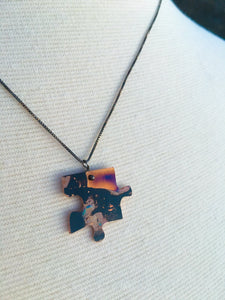 Together Apart Necklace, FEATURED