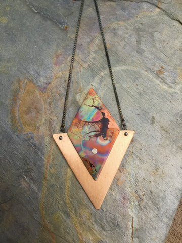 Arrowhead Necklace II